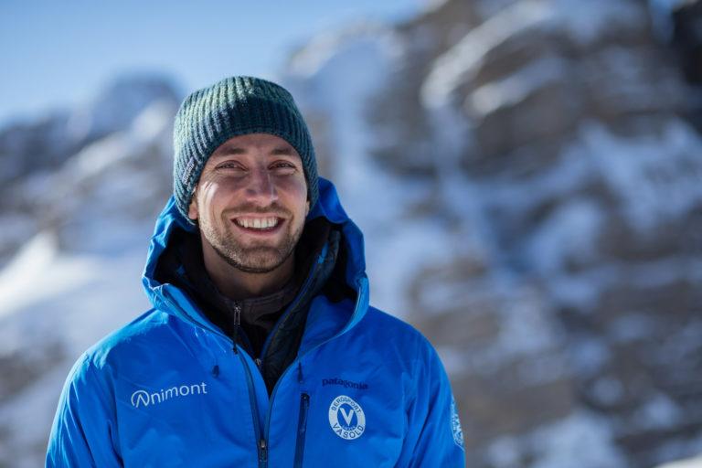 Armin Fuchs, Bergführer und Animont Geschäftsführer