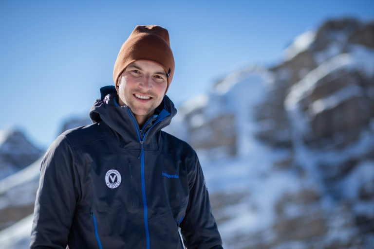 Oliver Rohrmoser, Bergführer und Animont Geschäftsführer