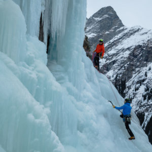 Eiskletterkurs Osttirol