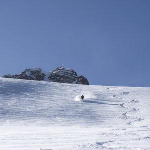Skitouren am Dachstein im November 2019