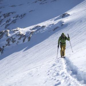 Die Skisaison ist eröffnet: Skitouren am Dachstein im November 2019