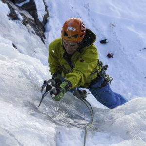 Eisklettern mit Bergführer am Felbertauern - Nordportalfall