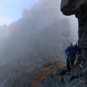 Klettern am Großglockner Nordwestgrat