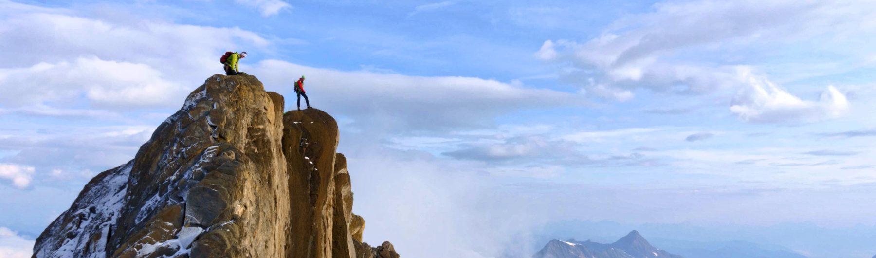 Hochtouren Österreich mit Bergführer Sommer 2020 Großglockner