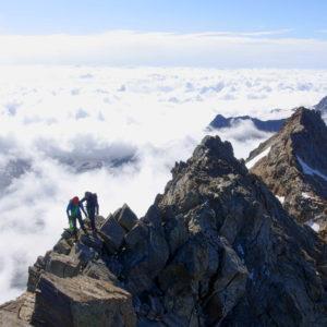 4000er im Wallis mit Bergführer