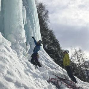 Eisklettern Basiskurs