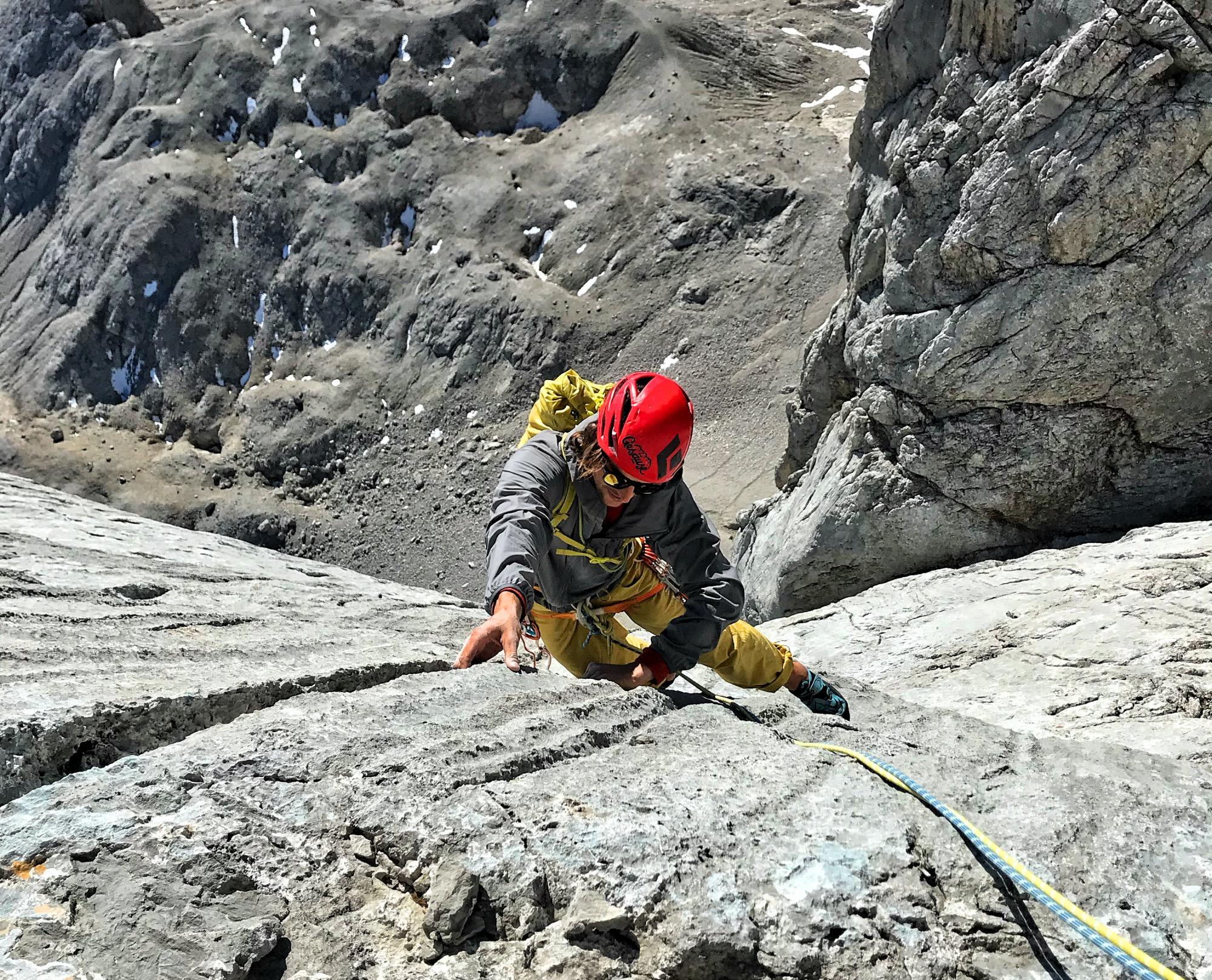 Kletter am Dachstein mit Bergführer - Koppenkarstein