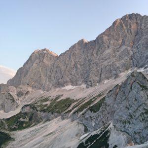 Die mächtige Dachstein Südwand