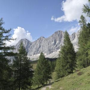Die Dachstein Südwand