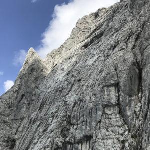 Alpinklettern im Steirischen Ennstal - Planspitze