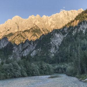 Alpinklettern im Steirischen Ennstal - Hochtorgruppe