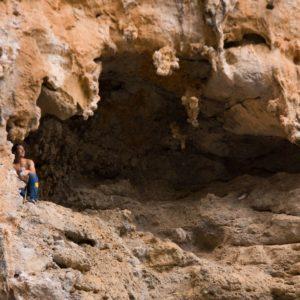 Klettern mit Bergführer auf Kalymnos