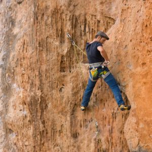 Kletterkurs mit Bergführer auf Kalymnos