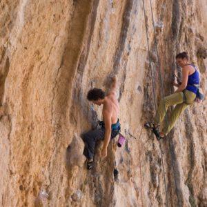 Kletterkurs auf Kalymnos