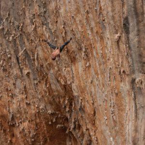 Verrücktes Klettern auf Kalymnos