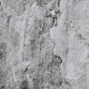 Wir klettern verrückte Formationenauf Kalymnos