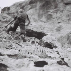 Kletterer in Griechenland - Kalymnos