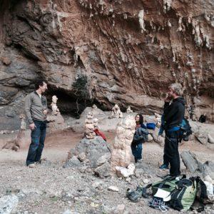 Spaß beim Klettern auf Kalymnos