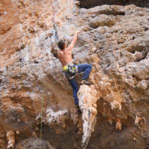 Klettertrip nach Kalymnos - Sykati Cave