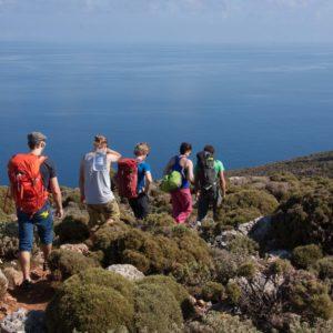 Kletterkurs auf Kalymnos mit Bergführer
