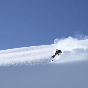 In Obertauern. Powder Hunting - auf der Suche nach dem besten Schnee