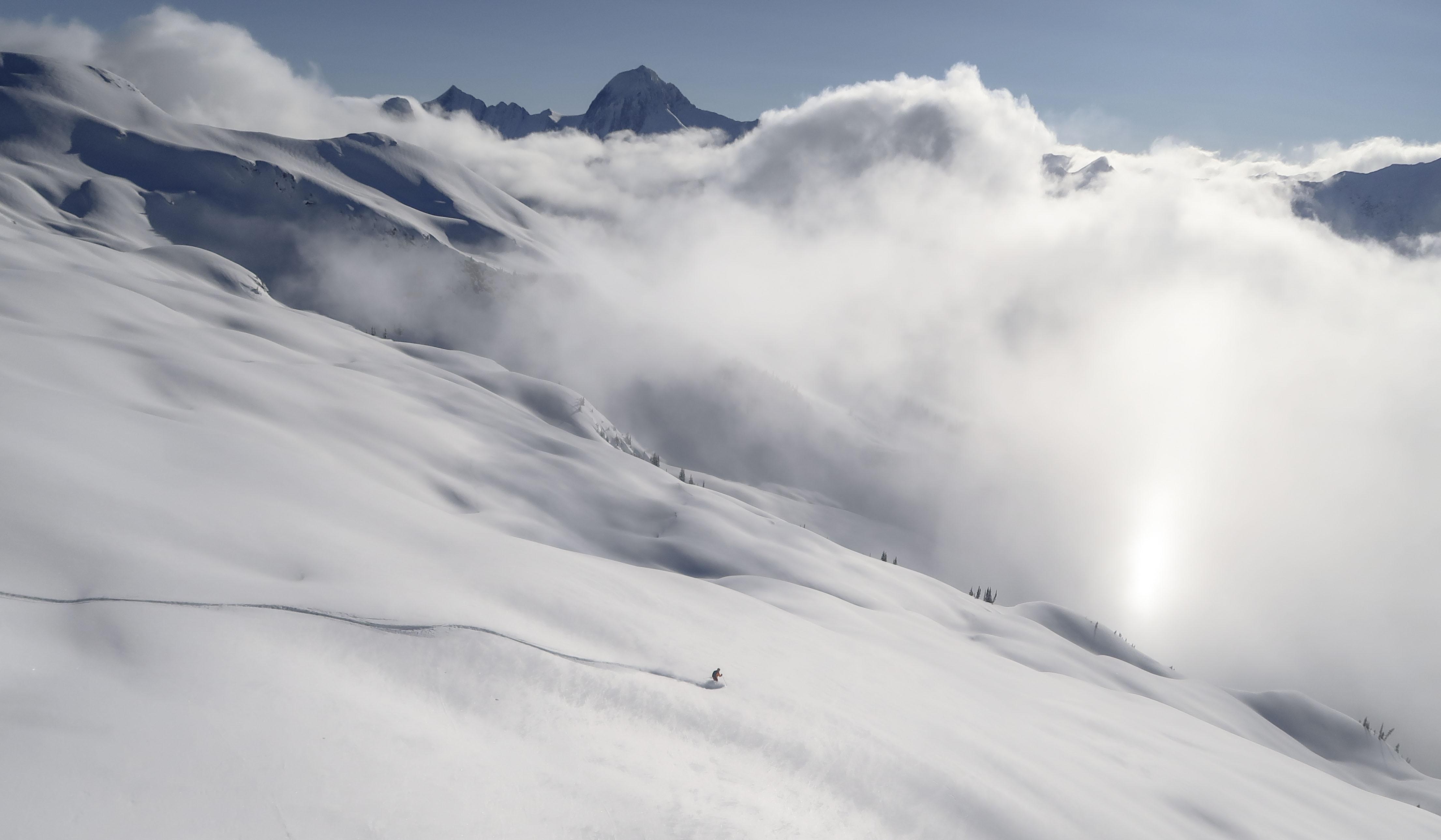 Powder Hunting - auf der Suche nach dem besten Schnee