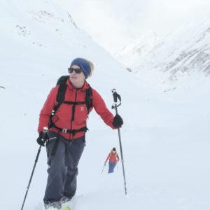 Powder Hunting - auf der Suche nach dem besten Schnee. Unterwegs im Val Bedretto