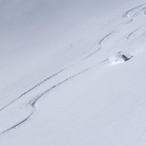 Freeride Training mit Skilehrer und Bergführer bei Animont