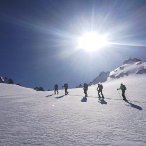 Skihochtourenkurs in Tirol