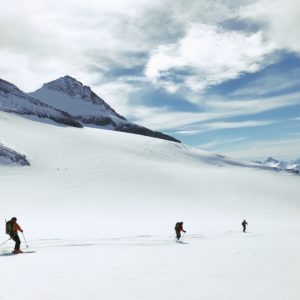 Skitour Romariswandkopf mit Abfahrt ins Dorfertal mit Bergführer