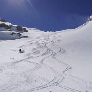 Traumhafter Skigenuss auf der Gran Paradiso Durchquerung