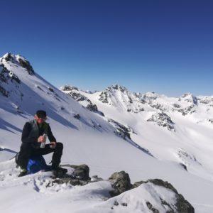 Skitouren in der Silvretta