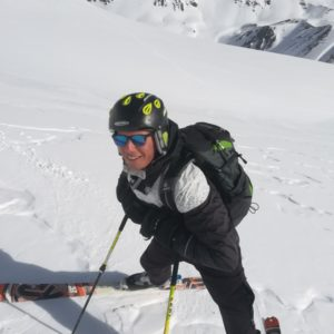 Skitouren Silvretta.
