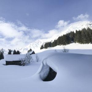 Genüssliche Skitouren für Einsteig im Steirischen Ennstal beim Skitourencamp mit Bergführer