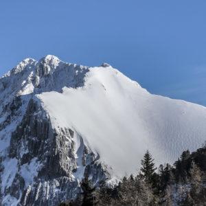 Beeindruckende Skitouren im Gesäuse mit Bergführer