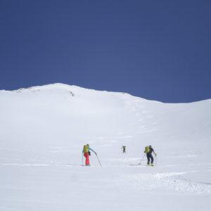 Wunderschöne Skitouren im Gesäuse mit Bergführer