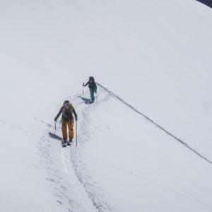 Skitouren im besten Pulverschnee