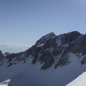 Skitouren am Dachstein - Scheichenspitze