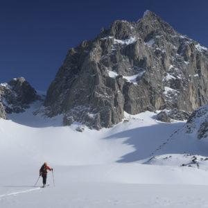 Einsame und ruhige Skitouren am Dachstein mit deinem lokalen Bergführer