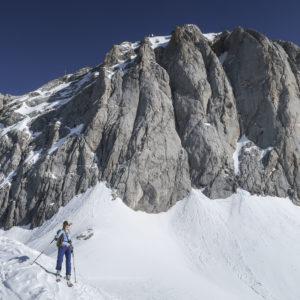 Anspruchsvolle Skitouren am Dachstein - Edelgries
