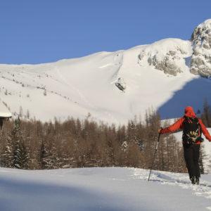 Sulzenhals - eine schöne Einsteigertour im Dachstein Gebiet