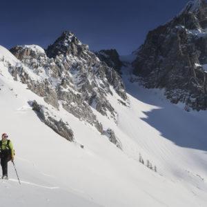 Skitouren am Dachstein mit Bergführer - Windleger