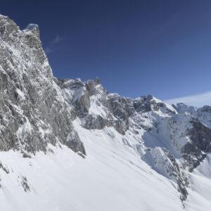 Skitouren am Dachstein - Tor