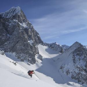 Skitouren am Dachstein mit Bergführer