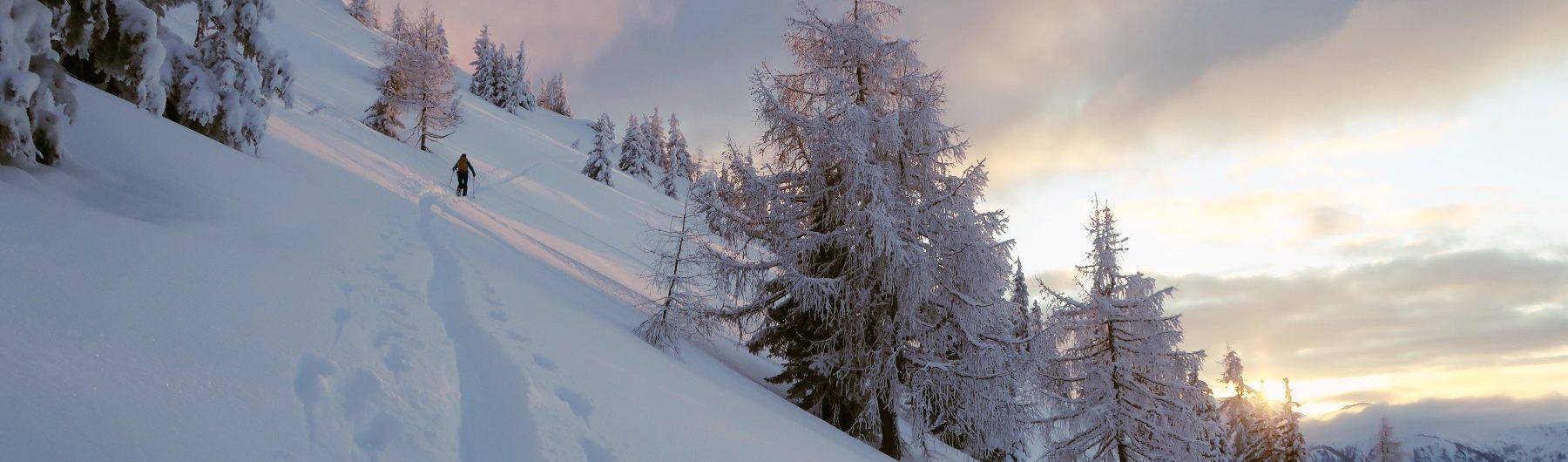Erlebe traumhafte Skitouren-Geheimtipps in der Steiermark