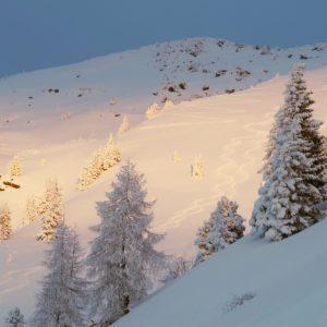 Skitour Mölbegg