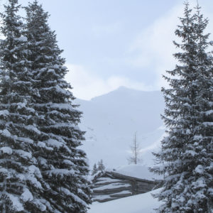 Skitour Hochwart