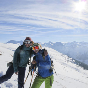 Einsame Genießer-Skitouren im Donnersbachtal