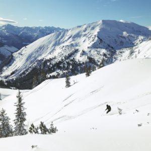 Genuss-Skitouren auf der Planneralm