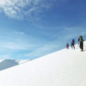 Skitouren Donnersbachwald, Niedere Tauern